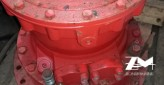 MOTEUR HYDRAULIQUE HAGGLUNDS Model K50P 03729 and K00A 0715