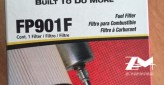 filtre gaz oil FP901F pour NANNI