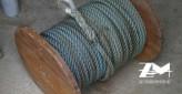 amarre diamètre 20mm longueur 100m sur touret tbe