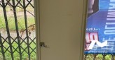 porte de cabine intérieur