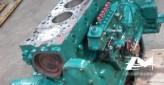 Moteur diesel Volvo marine.