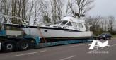 Vedette Striker boat Maritime et Fluviale à débattre