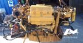 Moteur marin Caterpillar C7