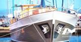 Luxueux voilier motorisé de 25 m belle rénovation de 2016 tout équipé et réaménagé pour 8 invités