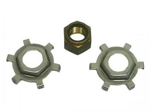 kit ecrou helice SIE18-3701 pour mercury/mercruiser
