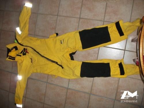 dry suit Musto