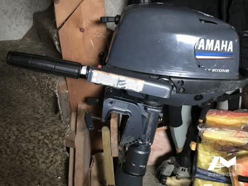 moteur yamaha 4cv 4T