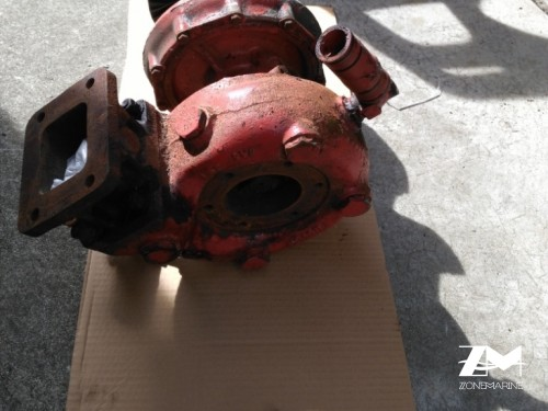 Turbo Holset Iveco 8210 SRM 36