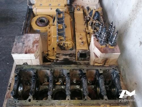 Pieces detachees Moteur marin Caterpillar C7 d'occasion