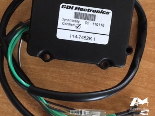 boitier electronique CDI 114-7452K1  pour mercury