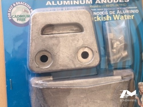 kit anode pour volvo