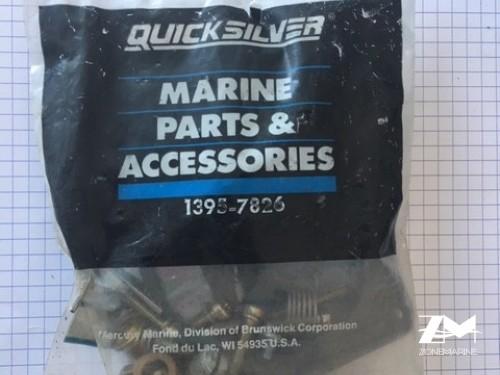 kit carburateur mercury/mariner 1395-7826