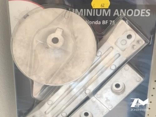 kit anode pour HONDA 75 à 225  cv