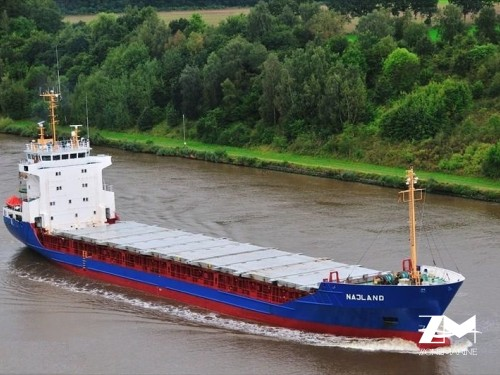 PRICE REDUCED: MPP GENERAL CARGO DWT AB 4402 on 5,78 MTS / 231.700 cbft/ SID - BOX- 1 HOLD/ BLT 1989 Sietas / ICE CLASS 1A.