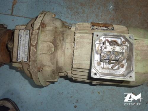 moteur electrique 220 avec son reducteur