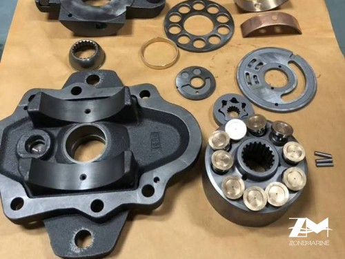 Pièces détachées en adaptable pour moteur poclain