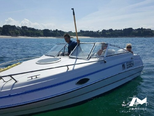 bateau Four winds sundowner 195 avec  remorque