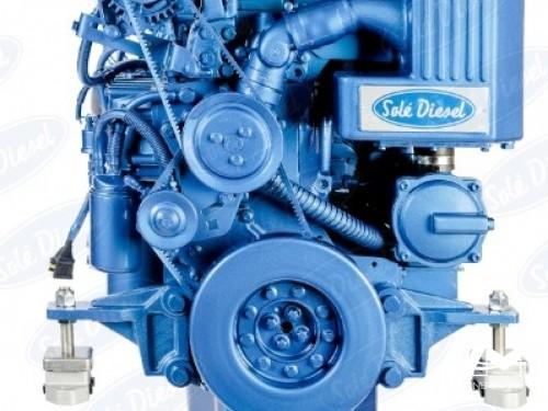 Moteur In Bord Sole Diesel en Promotions MINI 29