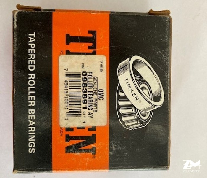 roulement d embase  OMC COBRA 0983891